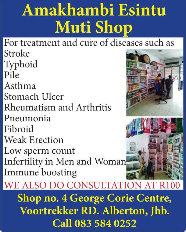 Muti Shop