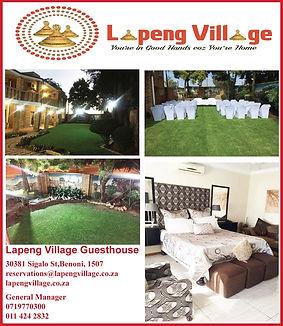 Lapeng Village