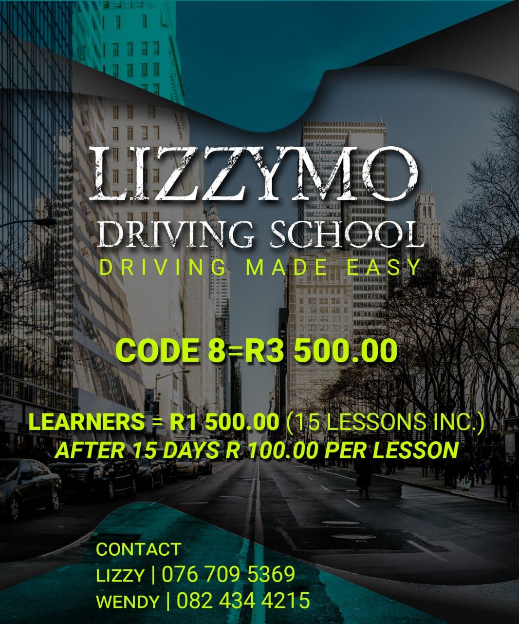 LIZZYMO DRIVING SCHOOL