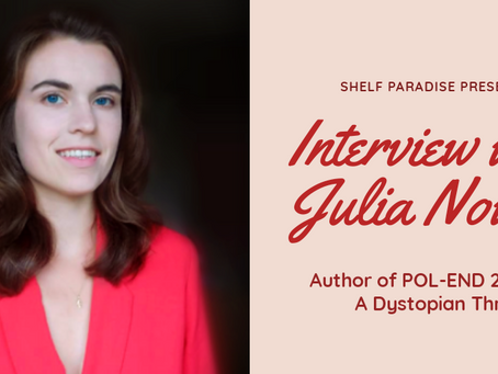 Author Interview | Julia Nowak | POL-END 2053 LEO