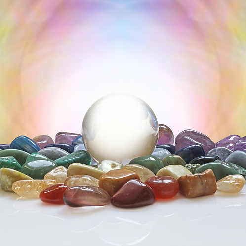 Introduction to the Amazing World of Crystals with Maria May 29th @4:30