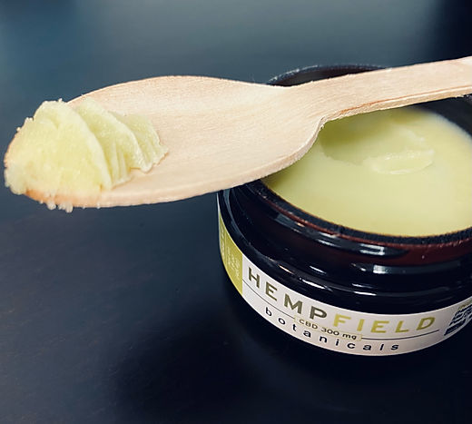 Studio Harbor Ashiatsu + Massage Offers Hempfield Botanicals CBD Oil