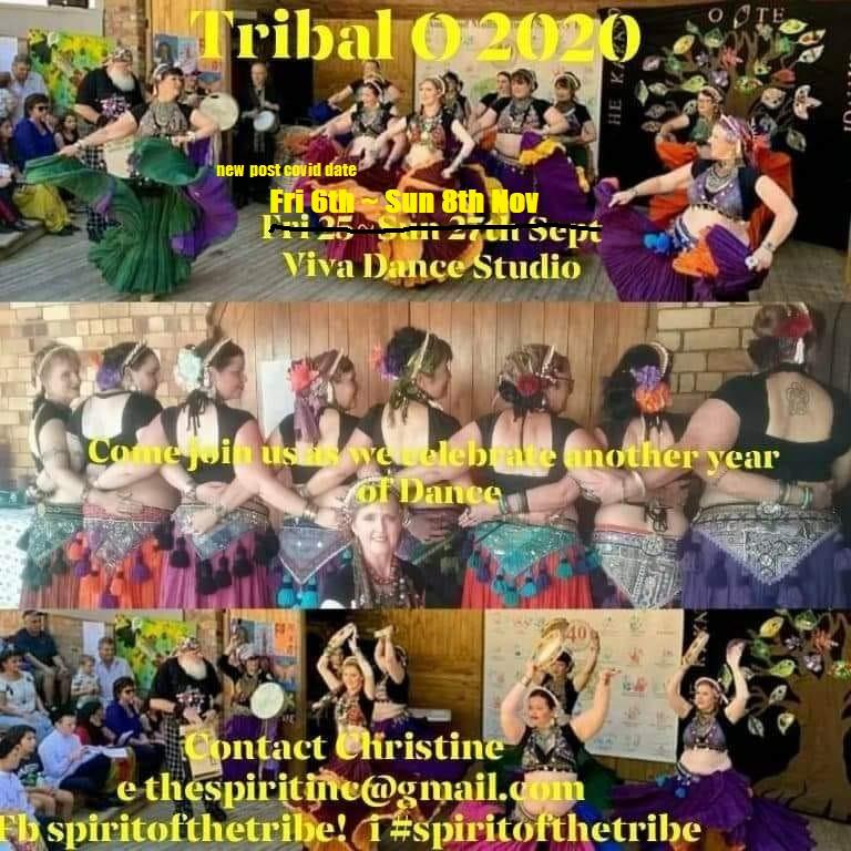 Tribal O 2020!    We did it despite Covid!