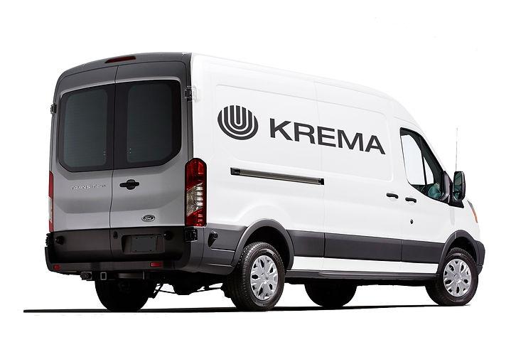 Krema Care Service Van