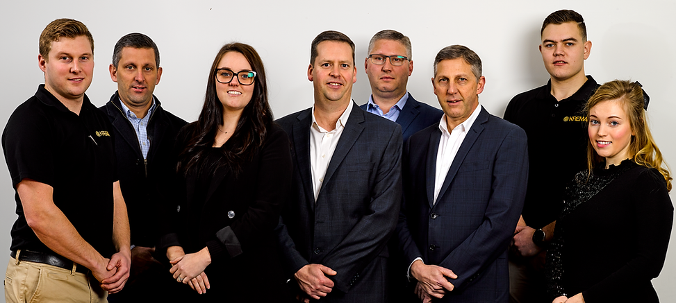 Krema executive team