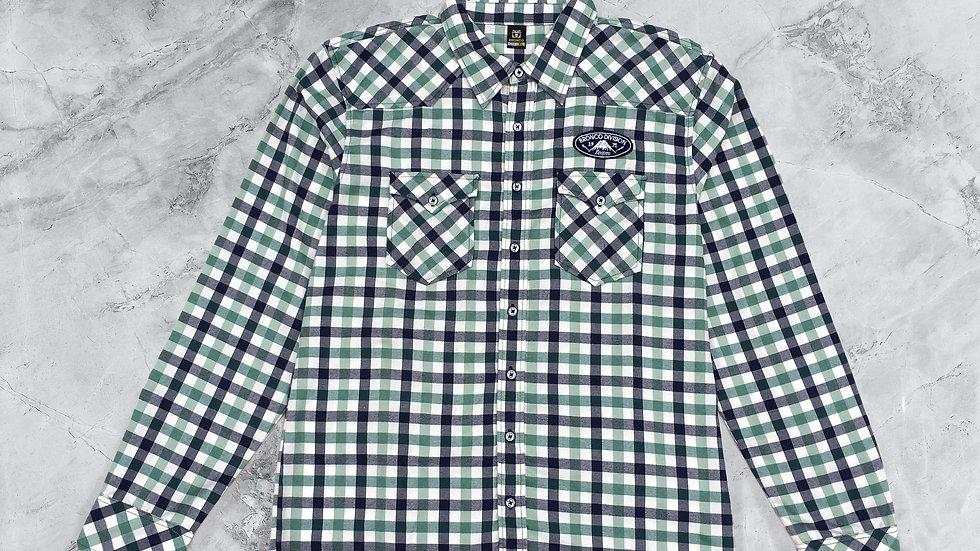 Camisa Bronco cuadros