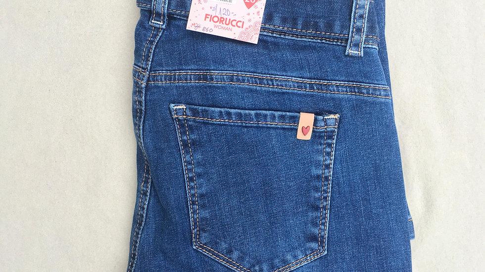 Pantalón Fiourucci costuras