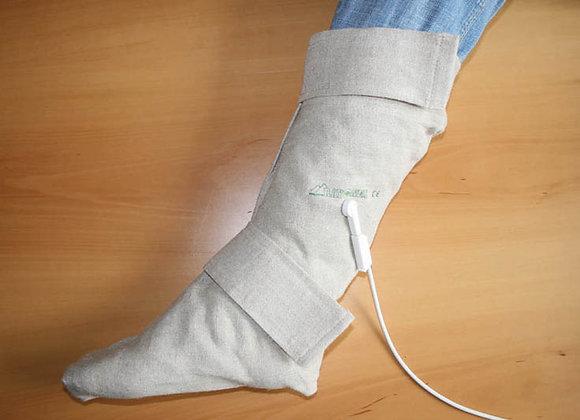 Rilevatore in tessuto per piede