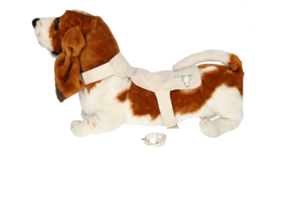Detector in tessuto per cani (grande taglia)