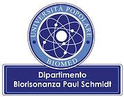 Logo Università Popolare Biomed-Dip P Sc