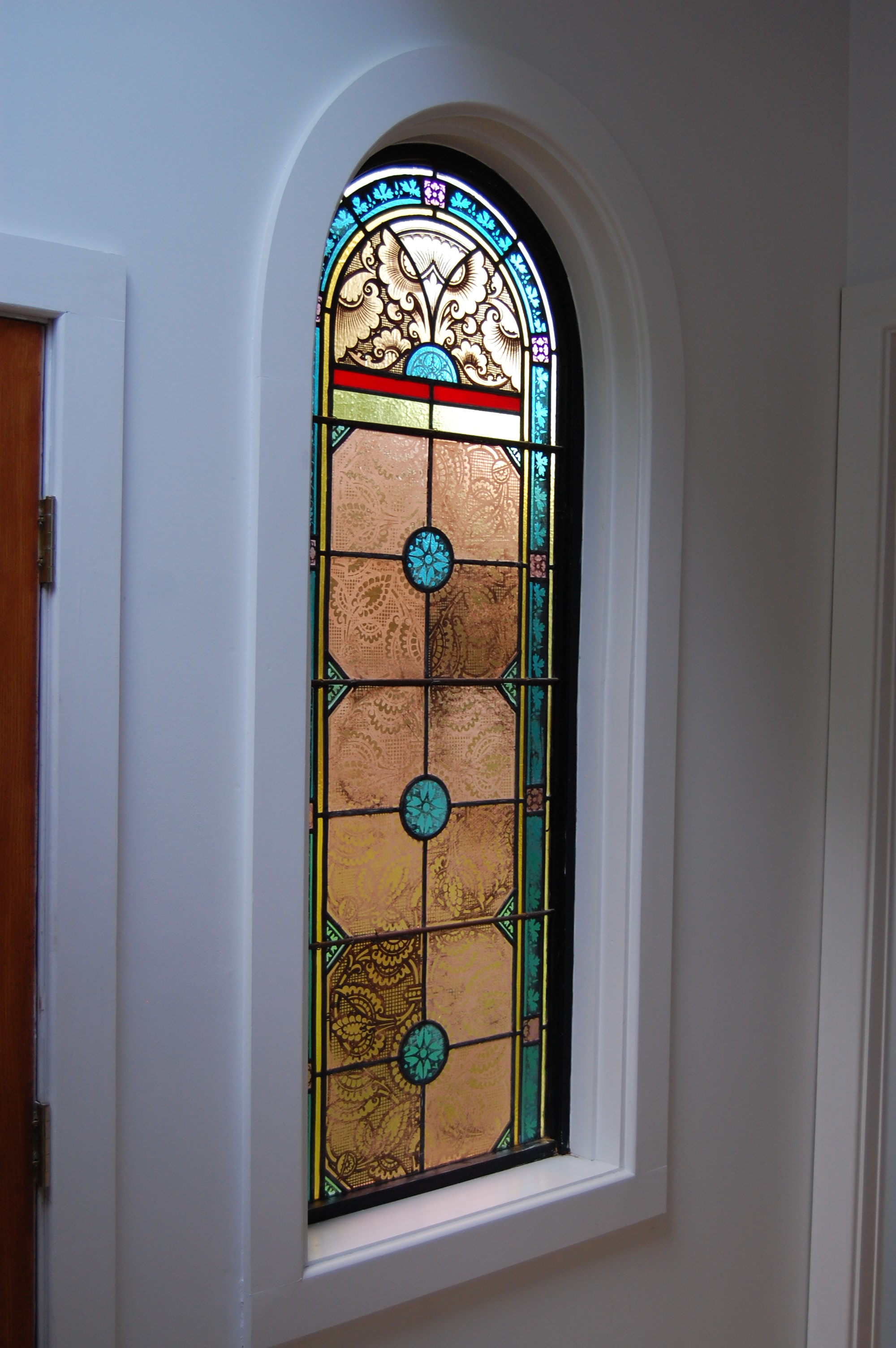 Custom window