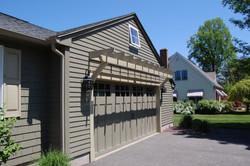New Garage-Siding