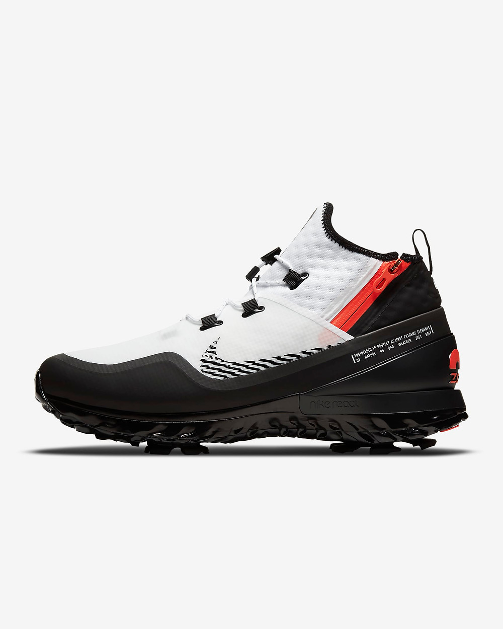 scarpa nike golf air zoom infinity tour shield