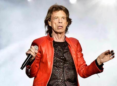 Allarme tra i fan, Jagger sta male