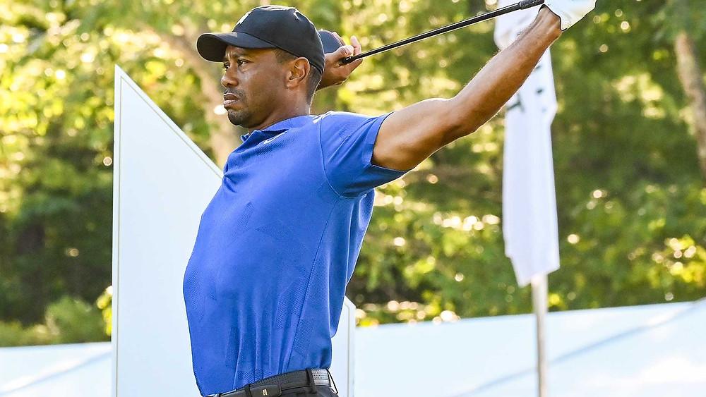 5 esercizi di stretching per il golf
