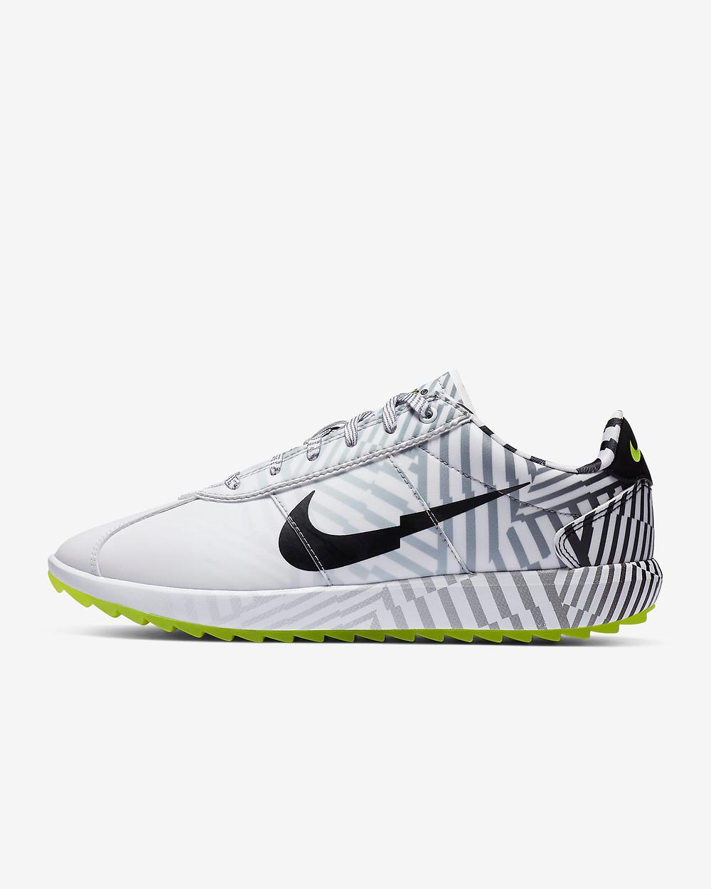 scarpa da golf nike cortez g