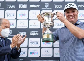Appuntamento al 2021 sul percorso del Marco Simone pronto ad ospitare la Ryder Cup 2023