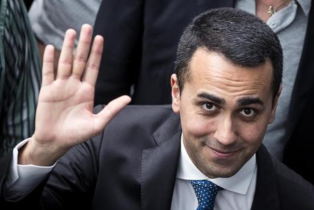 Ready to scrub parliamentary pensions says Di Maio