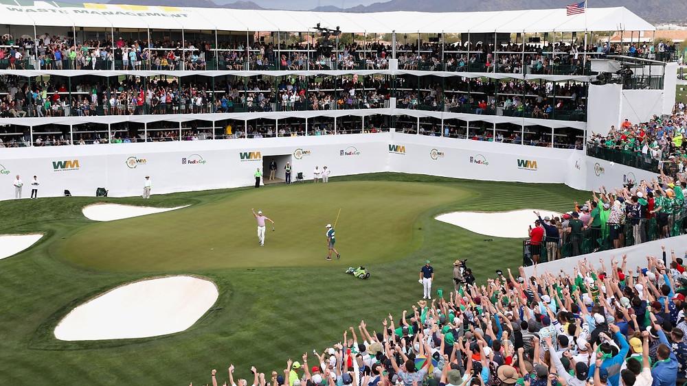 phoenix open pga tour golf