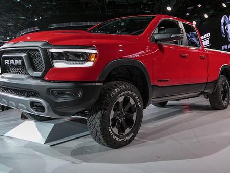 """A Detroit i tre """"big"""" si sfidano sui pickup"""