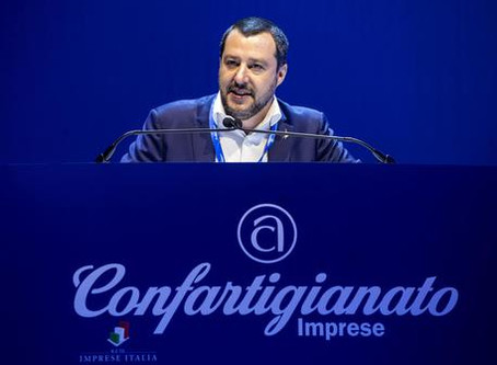 No change in govt balance, no rows with M5S - Salvini