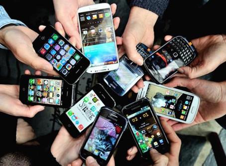 Ciechi per colpa del cellulare