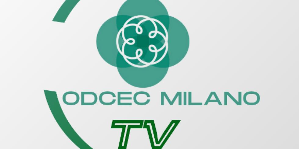 In diretta ODCEC Milano