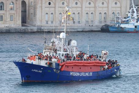 Malta closes ports to NGO ship operations