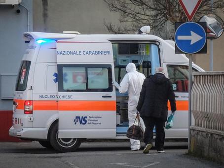 Coronavirus in Italia, aumentano i contagi. Il punto della Protezione Civile
