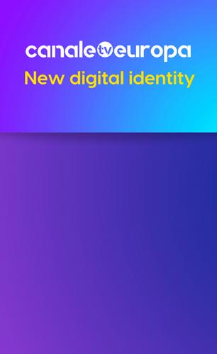 Nuova identity per i social di Canale Europa