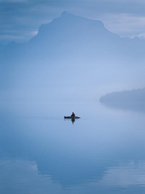 Lake McDonald Morning