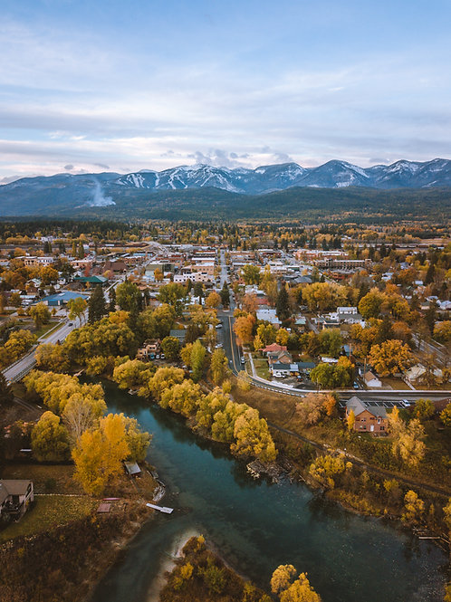 Fall for Whitefish