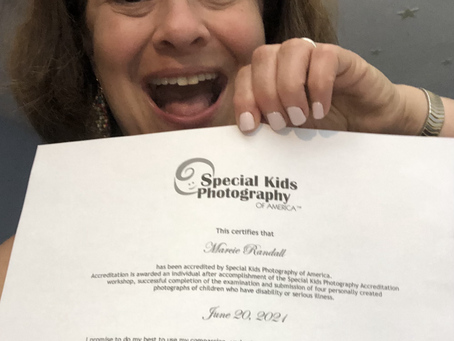 Special Needs Photography Accreditation