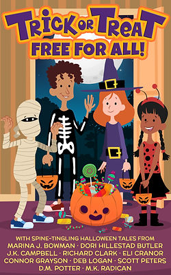 Trick or Treat Free For All cover
