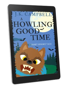 Howling Good Time smallest ebook cover (