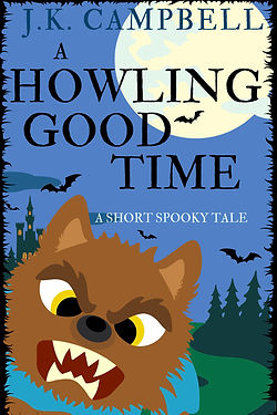 A Howling Good Time cover