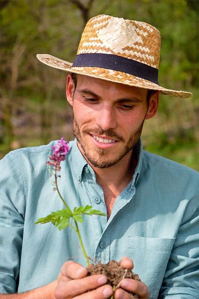 S láskou k půdě a k rostlinám
