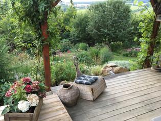 Žít ve své zahradě...