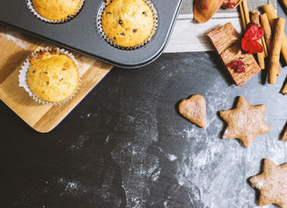 7 Essential Tips For (Nearly) Stress-Free Holiday Baking