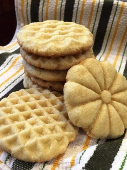 Lemon Shortbread Cookie