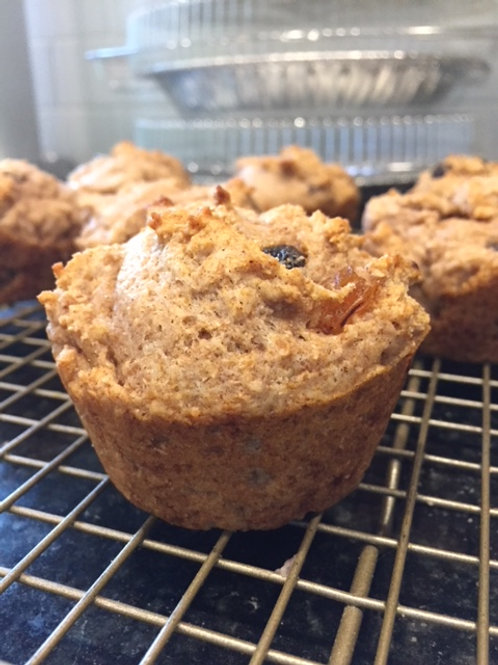 Vegan Whole Wheat Muffin