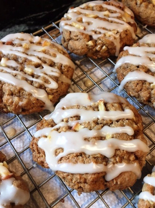 Apple Spice Oatmeal Cookie