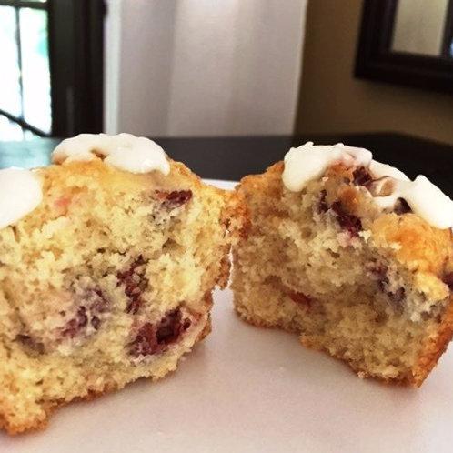 Cherry Cream Cheese Muffin