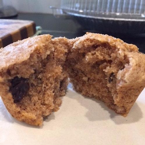 Honey Whole Wheat Muffin
