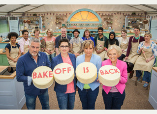 The Great British Baking Show Celebrates Challenge
