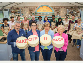 The Great British Baking Show Celebrates Challenge
