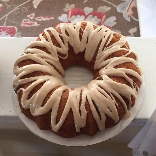 Maple Pound Cake