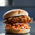 Crispy Chicken Sando