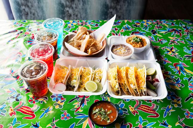 8 Tacos Fiesta Pack