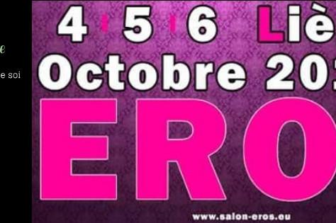 Expo photo au salon Eros - Liège